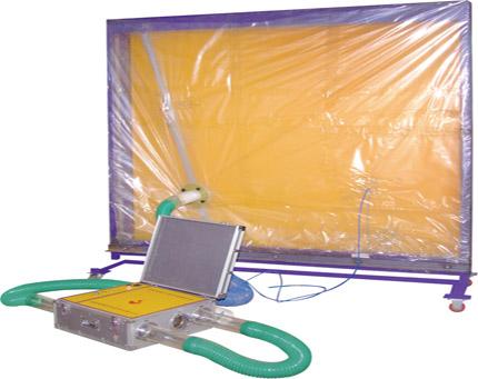 外窗现场气密性能检测设备